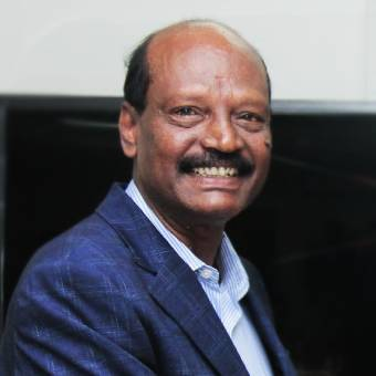 SURESH, Chief Executive Officer