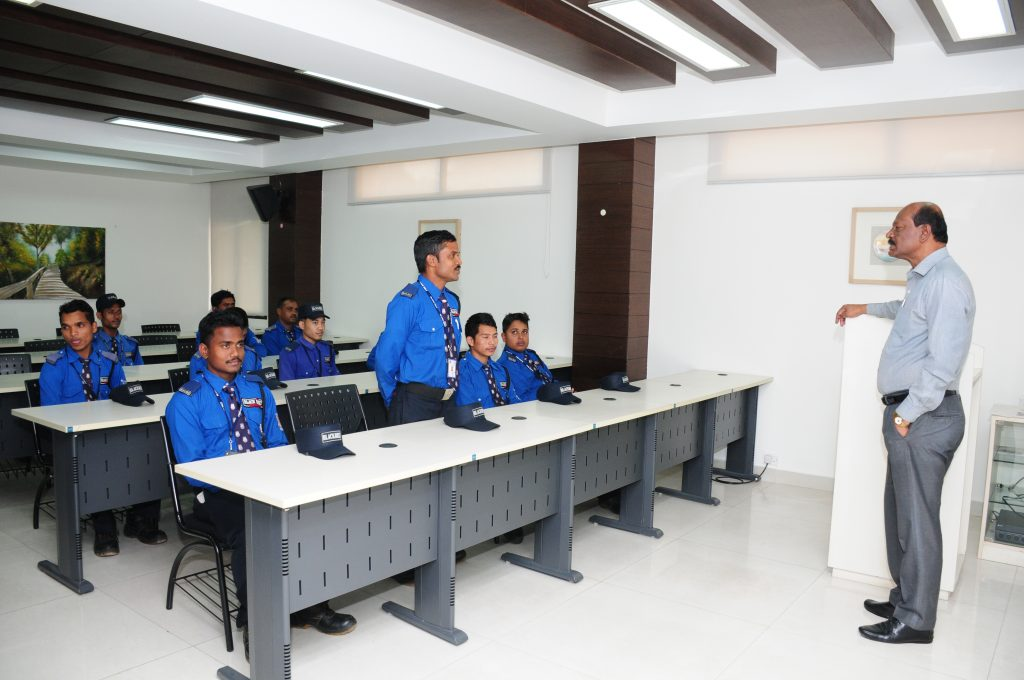 Teachers day 2020, Security Training